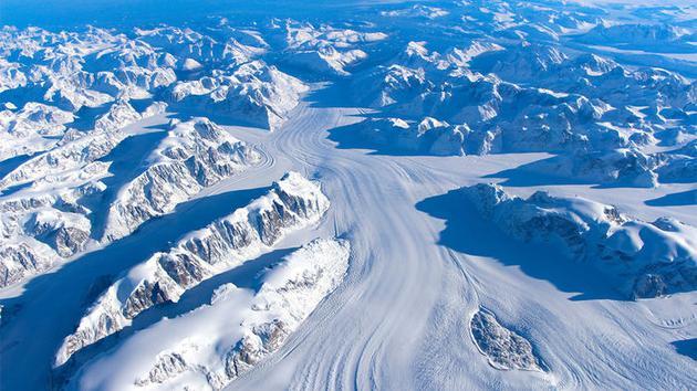 """远古时期地球曾陷入""""雪球地球""""的深度冰冻状态"""