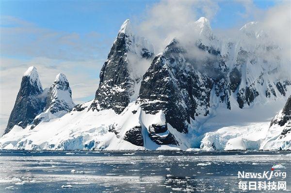 南极冰川融化速度加剧:过去5年已将海平面抬升3