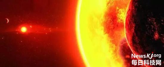 我们将太阳的寿命高估了10亿年